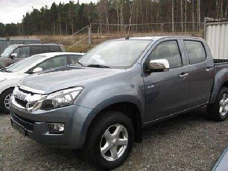 Isuzu D-MAX 2.5 4WD Custom Do