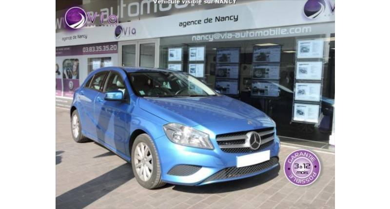 Mercedes-benz Classe a 180 cdi blueefficiency inspira