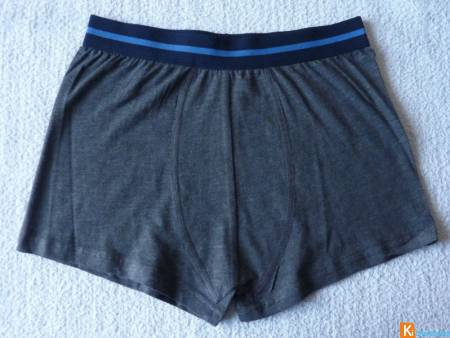 Boxer gris taille L-XL neuf (155)