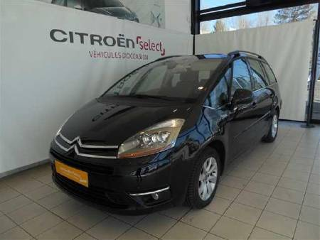 Citroen C4 Picasso 7 Places HDi 110 FAP Airdream Exclusive BMP6
