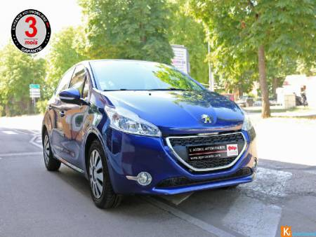 Peugeot 208 208 1.4 Hdi 68ch Bvm5 Active