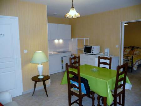 Bourges, vend appartement type 2
