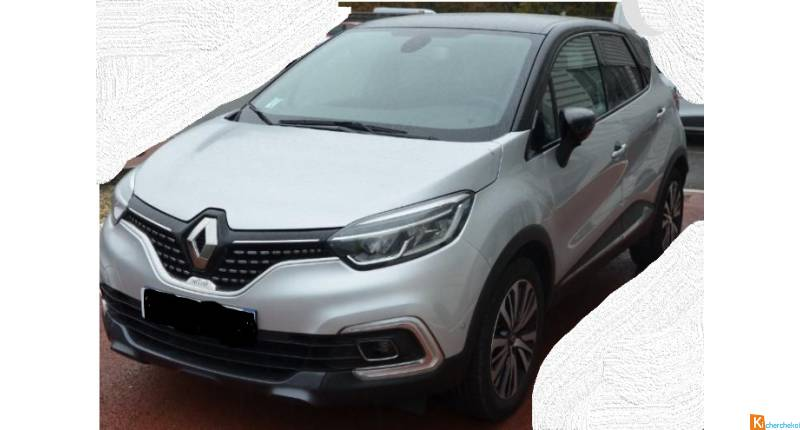 CAPTUR INITIAL PARIS 150CV