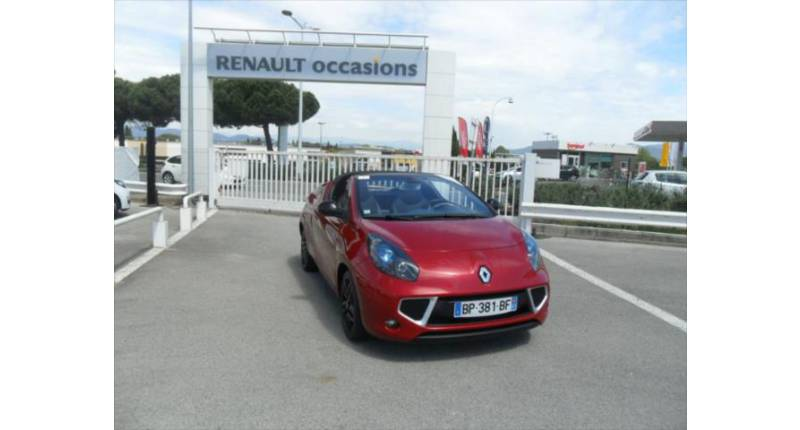 Renault Wind 1.6 16v Exception