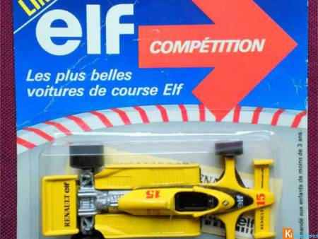 RENAULT - ELF RS 10/14 -ELF COMPETITION 1979 1/53e