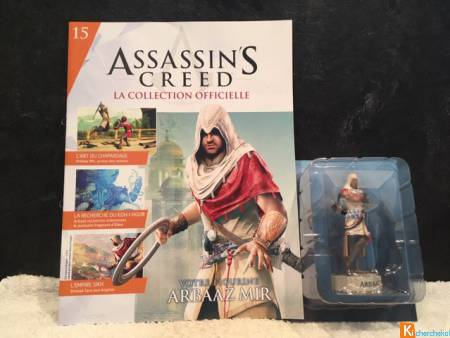 FIGURINE ASSASSIN'S CREED N°15