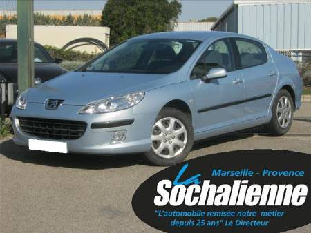 Peugeot 407 2.0 16V 141CH EXECUTIVE BAA GP