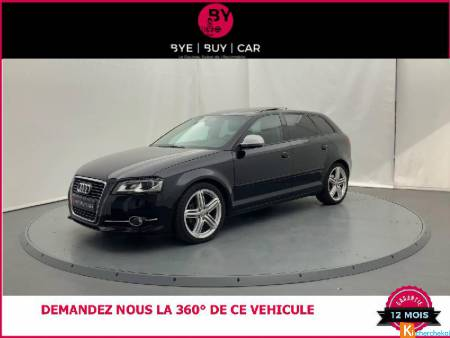 Audi A3 Sportback 2.0 Tdi Dpf - 140 - Bv S-tronic Ambition Luxe Phase 2