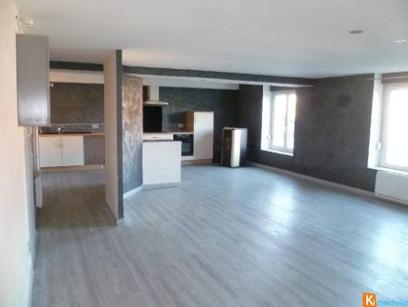 Dombasle appartement F3 RDC