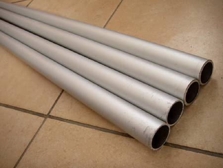 Tube aluminium  20 22 25 30 mm