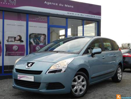 Peugeot 5008 1.6 Hdi 110ch  Bvm6 Confort Pack 7pl