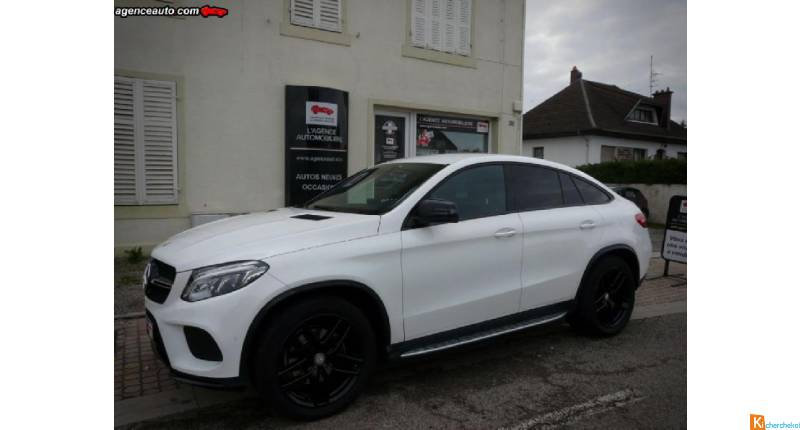 Mercedes CLASSE GLE COUPE 350 D 4matic Fascination Amg