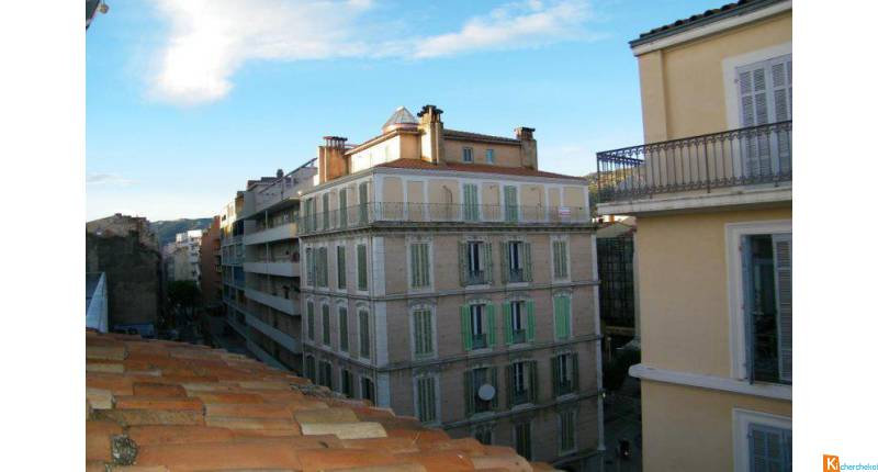 APPARTEMENT T2 - CENTRE VILLE – TOULON