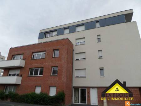 APPARTEMENT TYPE 2 AVEC PARKING - Arras