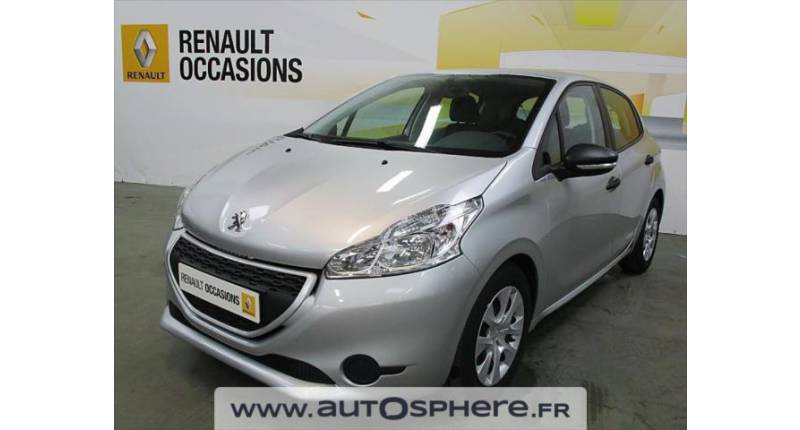 Peugeot 208 1.4 HDi FAP Business Pack 5p