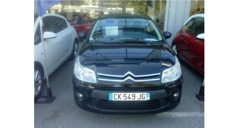 Citroen C4 coupe 1.6 Hdi110 Vtr