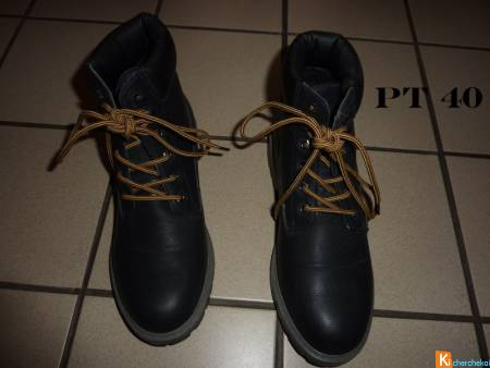 Bottines neuves Pt 40 (Brima)
