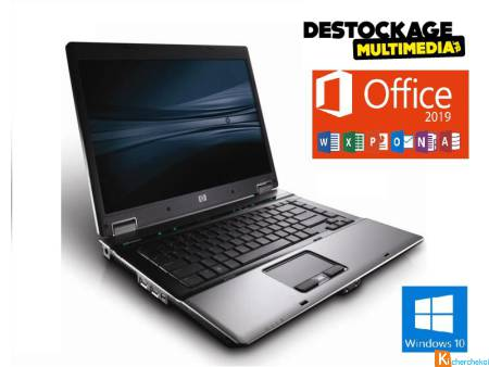 Hp Probook 6730B 15 Pouces Core 2 Duo 2,26 GHz