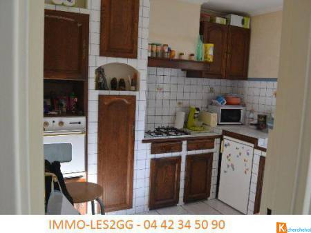 MARTIGUES, appartement T4/5 de 78 m²