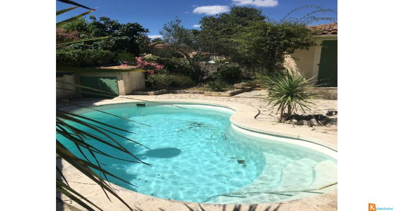 Villa 4 pieces avec Piscine à Castries
