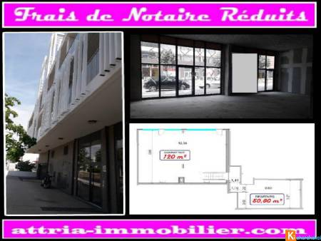 Local commercial de 171 m 2 + 2 Stat