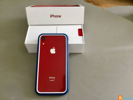 Apple iPhone Xr Red Edition 128G NEUF avec Facture