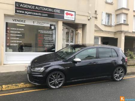 Volkswagen Golf 2.0 Tsi 300ch R 4motion Dsg6 5p Full Options+carnet Vw!