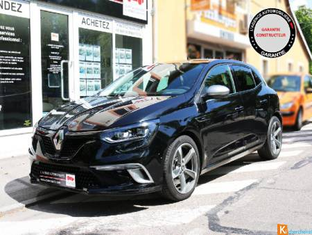 Renault Megane 1.6 Tce 205ch Gt Edc