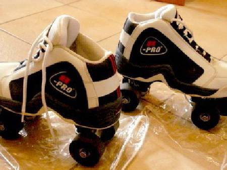Rollers (derby 4 roues) B-pro