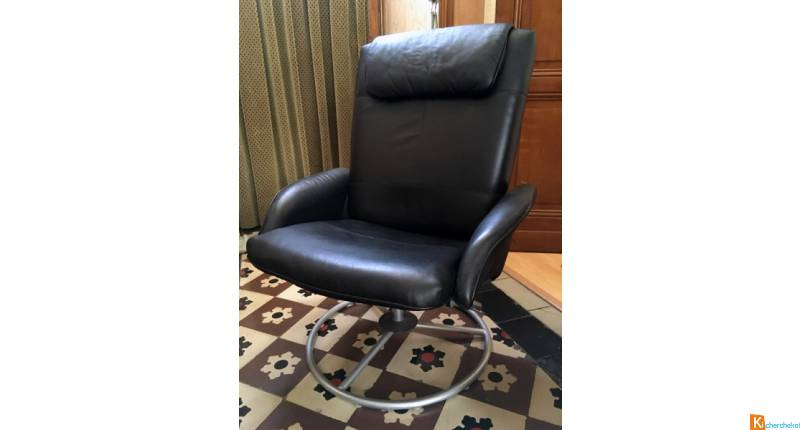 FAUTEUIL CONFORTABLE INCLINABLE