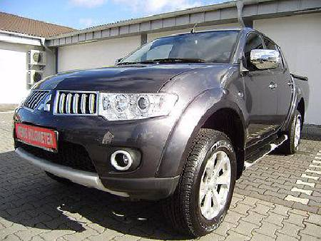 Mitsubishi L200 Pick Up 4x4 D