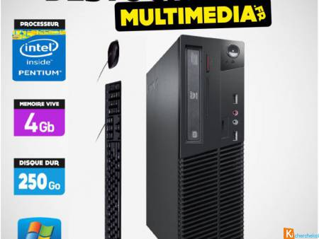 PC Lenovo thinkcentre m72e Core i3 2120 3.3ghz 4gb