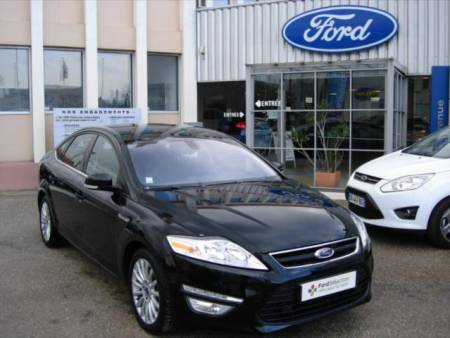 Ford Mondeo 2.0 TDCi140 ECO FAP Edition 5p