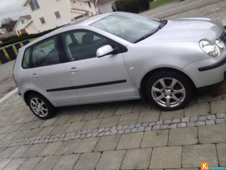 ma voiture Volkswagen Polo