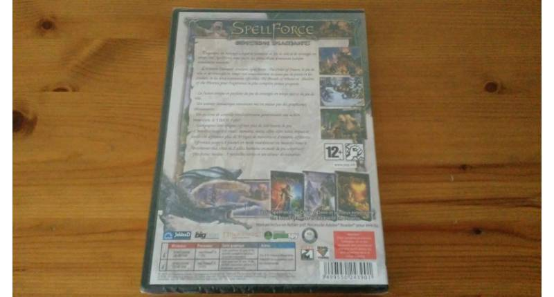 Jeu PC SpellForce : Edition Diamant