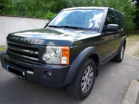 Land Rover Discovery III TDV6 HSE BVA