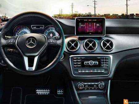 Mercedes CLA 250 Sensation 4MATIC 7G-DCT