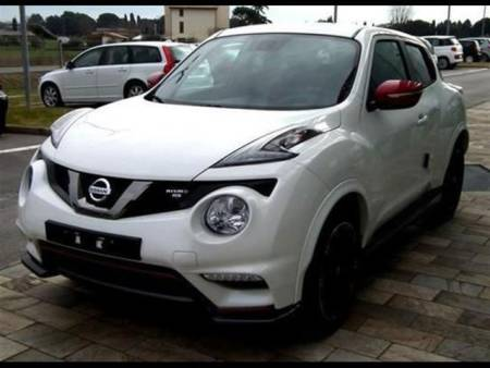 Nissan Juke NISMO RS DIG-T 218 ch