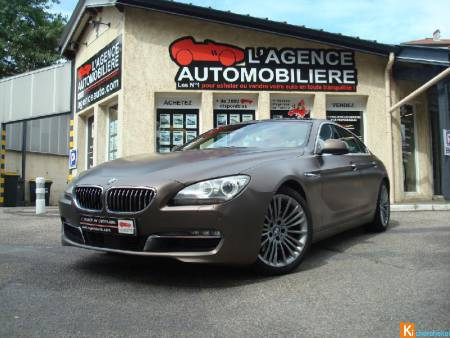 Bmw Serie 6 Gran Coupe 640da 313ch Exclusive Individual