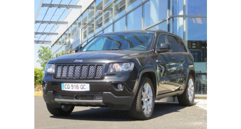 Jeep Grand cherokee 3.0 CRD S-LIMITED 241CH