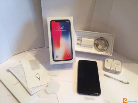 iphone X disponible