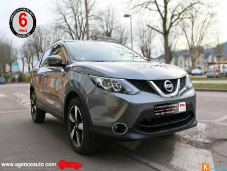 Nissan Qashqai 1.5 Dci 110ch Connect Edition