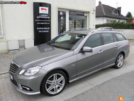 Mercedes CLASSE E BREAK 350 Cdi Avantg Pack Amg