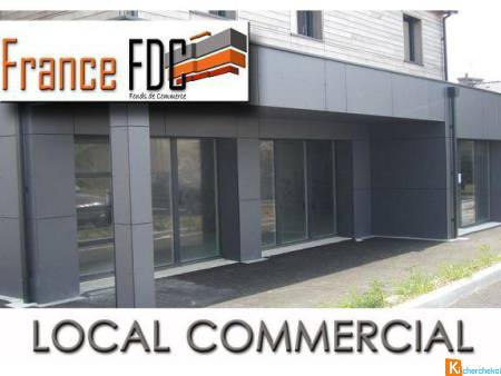 Droit au bail d\'un local commercial<br>  Superficie ...