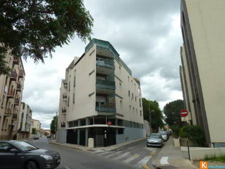 NIMES- APPARTEMENT T2 46.84m2