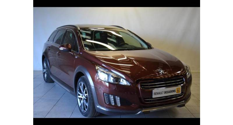 Peugeot 508 RXH 2.0 HDI 163CH FAP BMP6 + ELECTRIC 37CH LIMITED EDITION