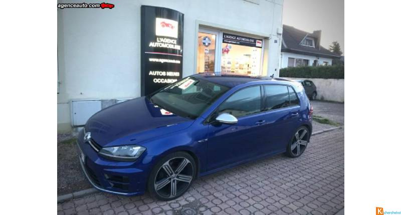 Volkswagen Golf 2.0 Tsi 300 Bluem Tech R 4motion Dsg6