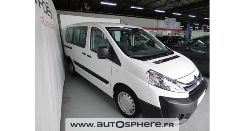 Citroen Jumpy 2.0 HDi 125 Attraction L1H1 5/6pl