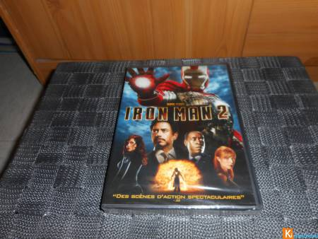 DVD Iron Man 2 Neuf