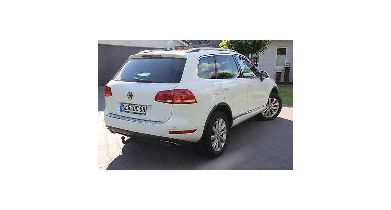 Volkswagen Touareg V6 TDI BlueMotion Exclusive